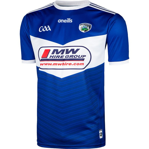 O'Neills Laois 2020 Player Fit Home Jersey, Blue