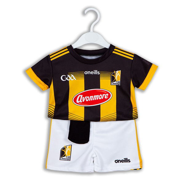 O'Neills Kilkenny 2020 Infant Home Kit, Black