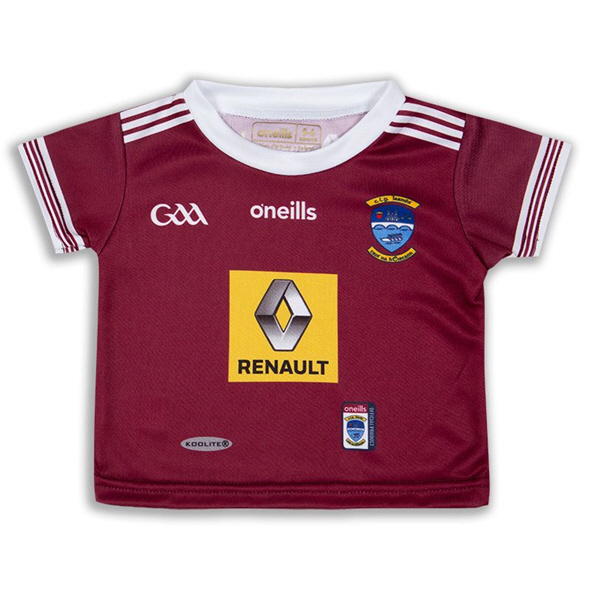 O'Neills Westmeath 2020 Junior Home Jersey, Maroon