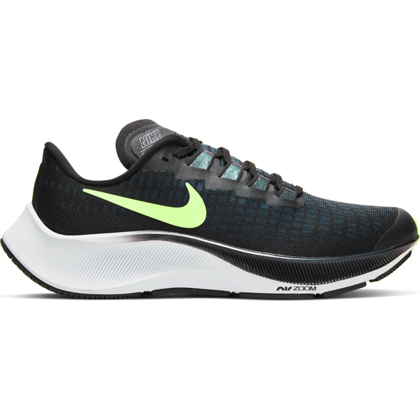 Nike Air Zoom Pegasus 37 Boys' Running Shoe, Black