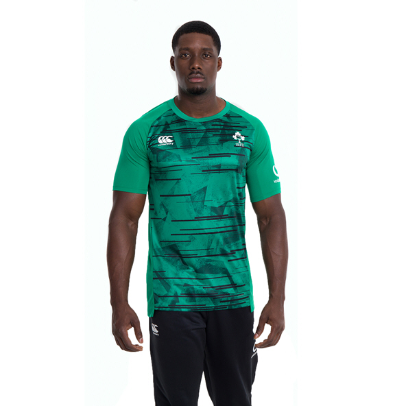 Canterbury IRFU 2020 Poly T-Shirt, Green