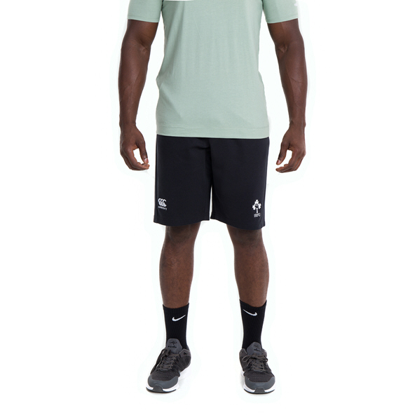 Canterbury IRFU 2020 Fleece Short, Black