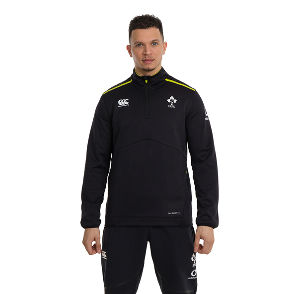 Canterbury IRFU 20 Thermoreg Qz Top Blk