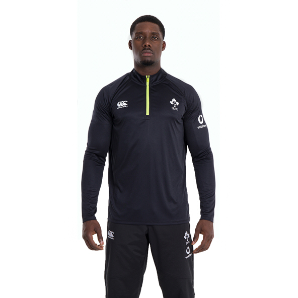 Canterbury IRFU 20 Midlayer Qz Top Black