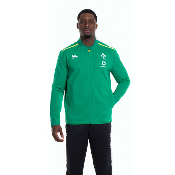 Canterbury IRFU 2020 Anthem Jacket, Green