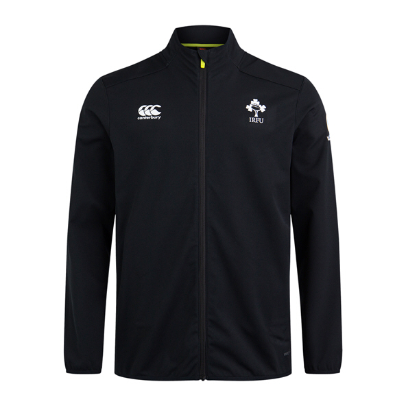 Canterbury IRFU 2020 Softshell Jacket, Black