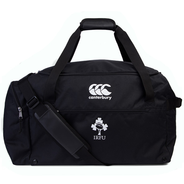 Canterbury IRFU 20 Large Holdall Black