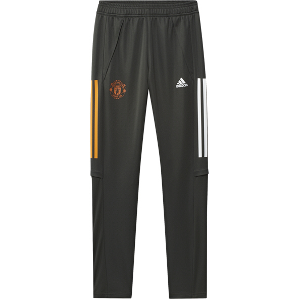 adidas Man United 2020/21 Training Kids' Pant, Grey