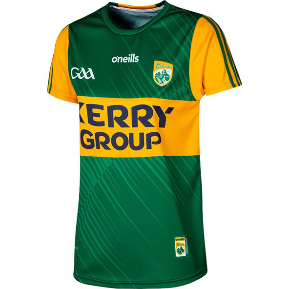 O'Neills Kerry 2020 Home Women's Jersey, Green