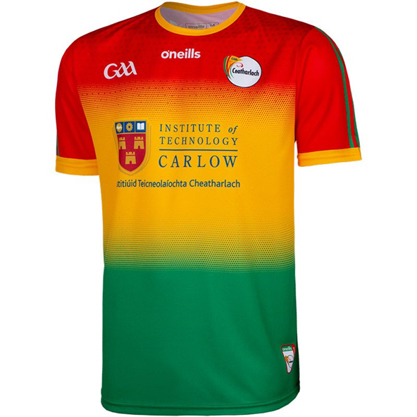 O'Neills Carlow 2020 Home Jersey, Red