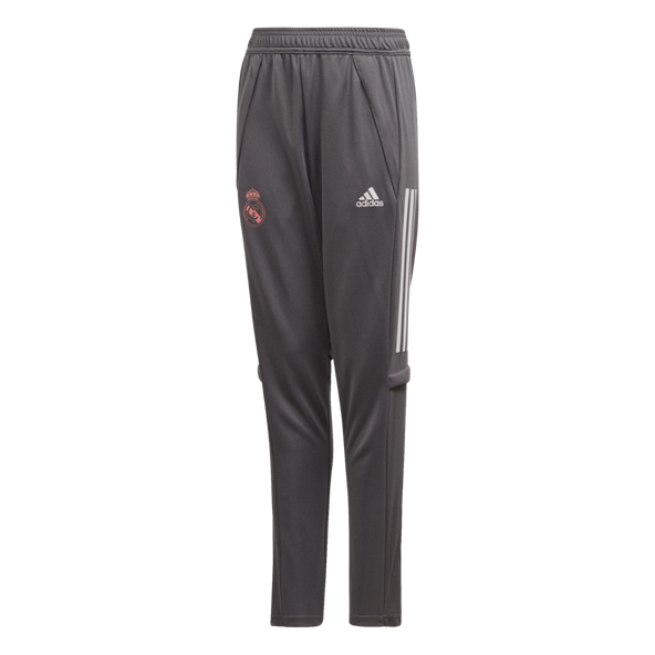 adidas Kids Real Madrid Trn Pants Grey