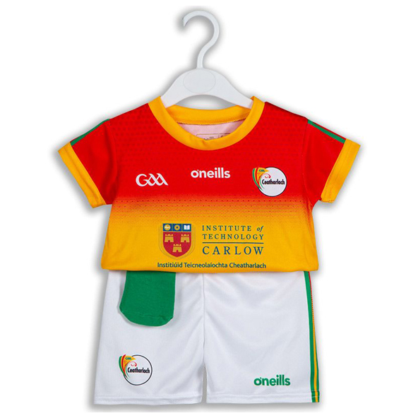 O'Neills Carlow 20 Home Kids Kit Green