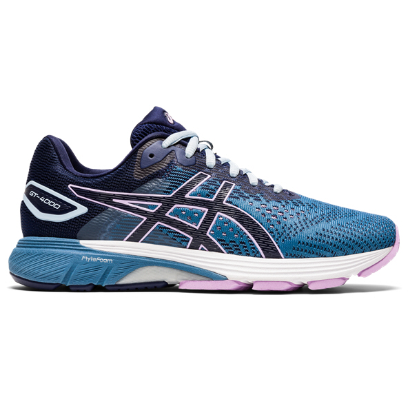 Asics GT 4000 Womens Grey Floss/Peacoat