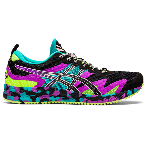 Asics Gel Noosa Tri 12  Womens Black