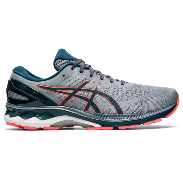 Asics Gel-Kayano™ 27 Men's Running Shoe, Grey