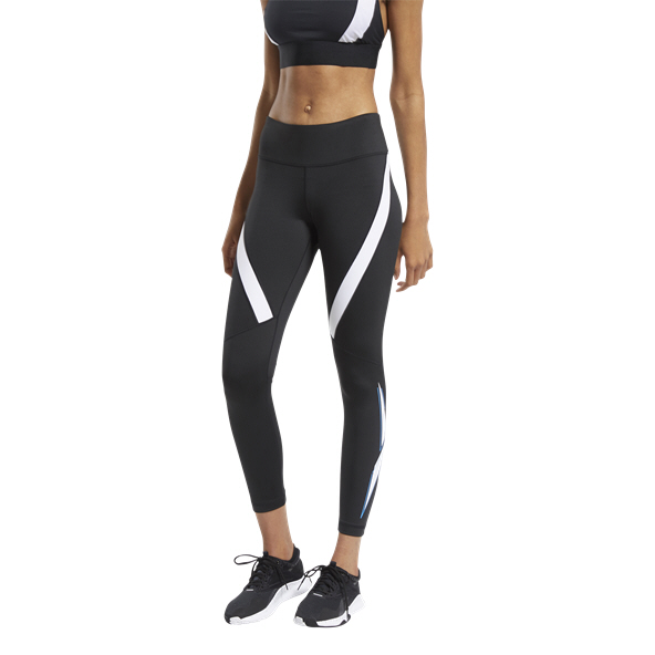 Reebok Women's WOR Logo Tight Black