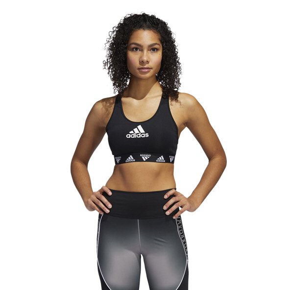 Adidas Don't Rest Alphaskin BOS Women's Bra Black