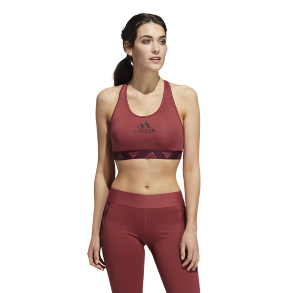 adidas Don't Rest Alphaskin Women's Bra Red