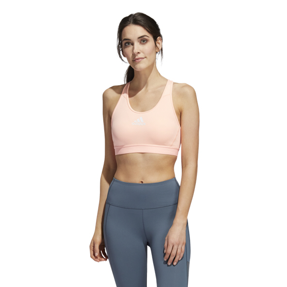 Adidas Don't Rest Alphaskin Women's Bra Orange