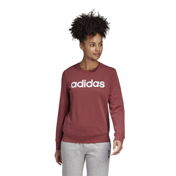 adidas Linear Women's Sweater Red