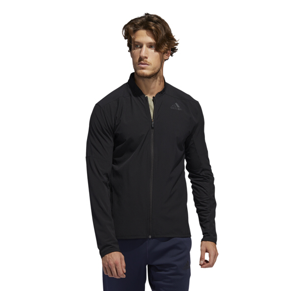 adidas Aeroready 3 Stripe Men's Jacket Black