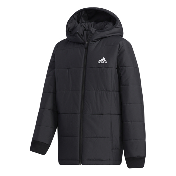 adidas Must Have Midweight Padded Boys' Jacket, Black