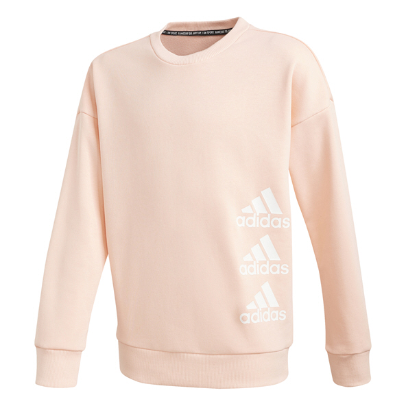 adidas MH Girls Crew Orange