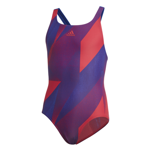 adidas TKYSUIT Girls Swim Pink