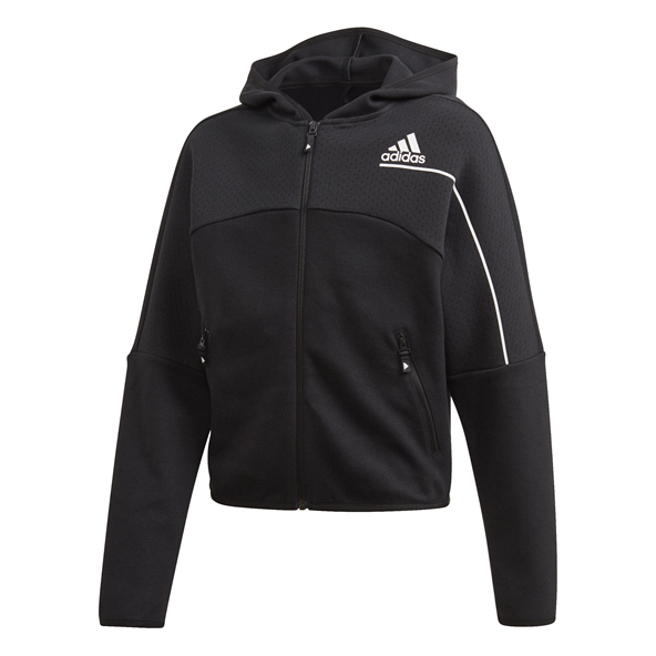 adidas ZNE Girls Hoody Black