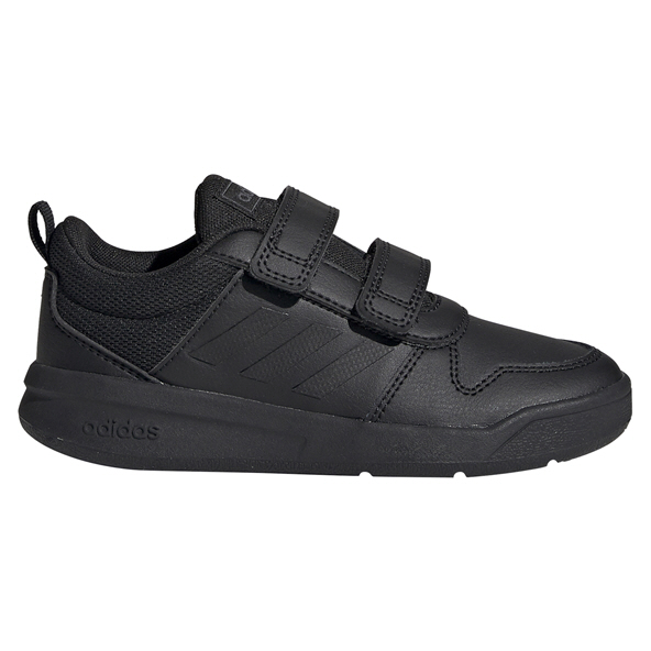 adidas Tensaur Junior Kids' Trainer, Black