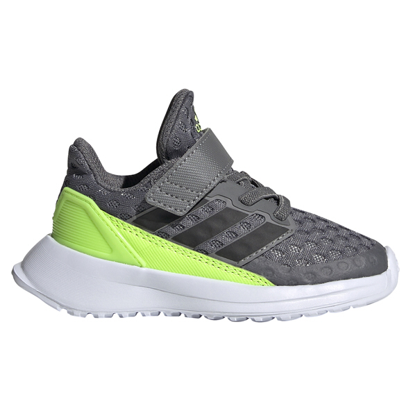 adidas RapidaRun Infant Boys' Trainer, Grey