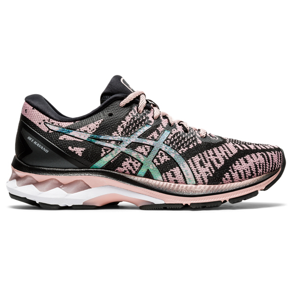 Asics Gel-Kayano 27 Women's Running Shoe Black