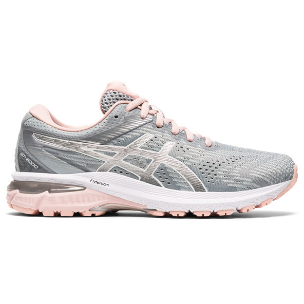 Asics GT-2000 8 Women's Running Shoe, Grey