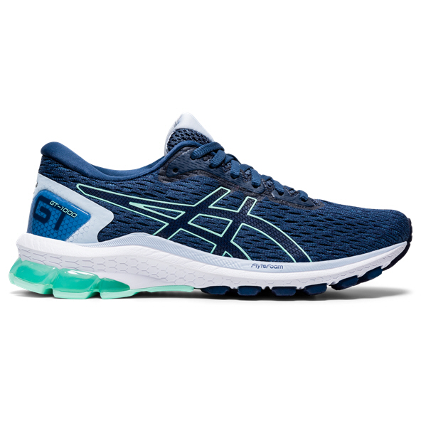 Asics GT-1000 9 Women's Running Shoe Blue/Peacoat