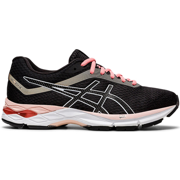 Asics Gel-Zone 7 Women's Running Shoe, Black