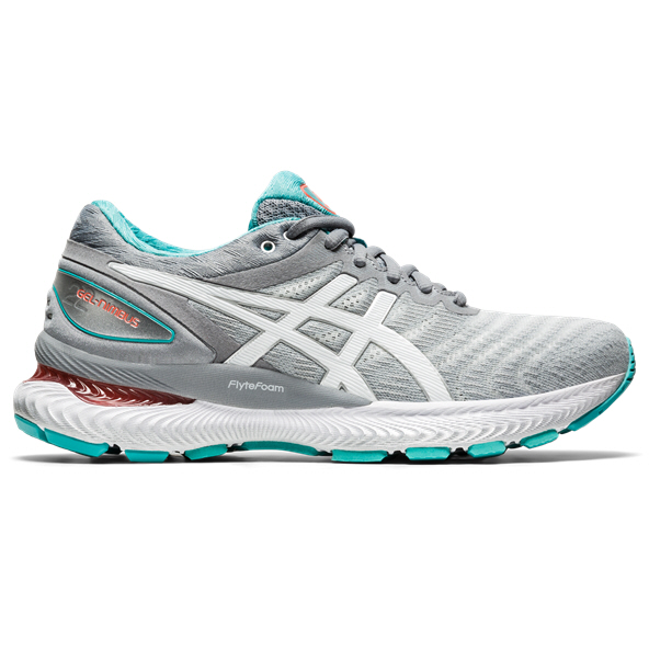 Asics Gel-Nimbus 22  Womens Run Grey
