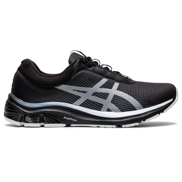 Asics Gel-Pulse 12 AWL (All Winter Long) Women's Running Shoe Grey