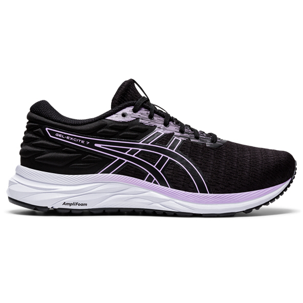 Asics Gel Excite 7 Twist Women's Running Shoe Black