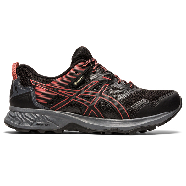 Asics Gel-Sonoma 5 G-TX Women's Trail Shoe Black