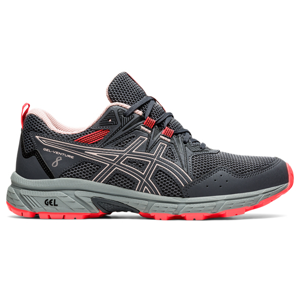 Asics Gel-Venture 8 Womens Trail Grey