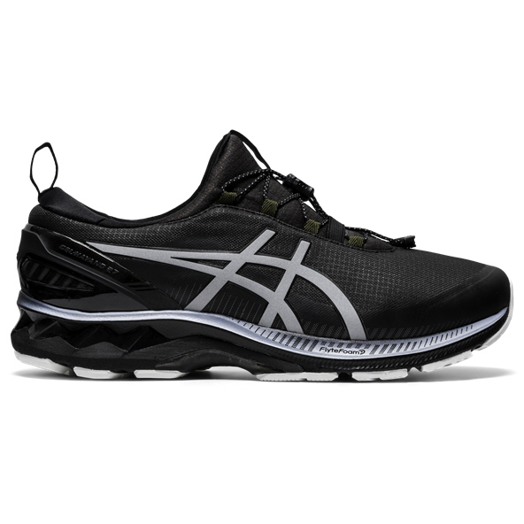 Asics Gel-Kayano 27 Men's Winter Running Shoe Grey