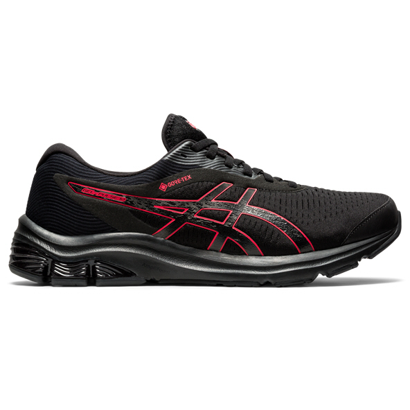 Asics Gel-Pulse 12 GTX Men's Running Shoe Black