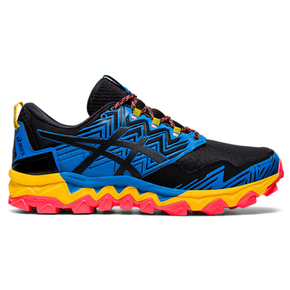 Asics Gel-FujiTrabuco 8 Men's Trail Shoe Blue