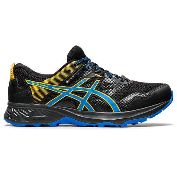 Asics Gel-Sonoma 5 G-TX Men's Running Shoe Black