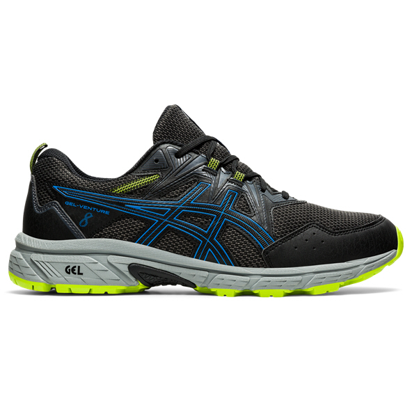 Asics Gel-Venture 8 Men's Trail Shoe Black