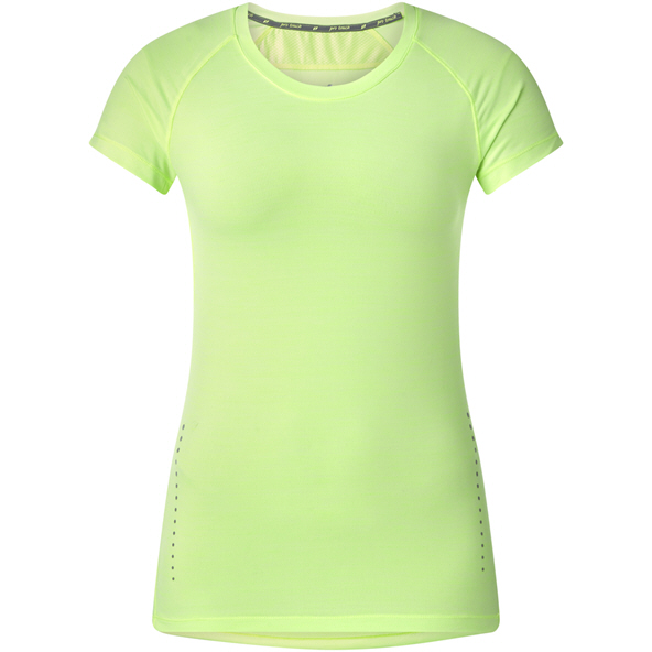 Pro Touch Eevi Wms Tee Yellow