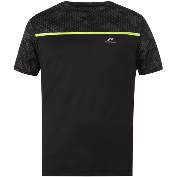 Pro Touch Aksel ux Mens Tee Black