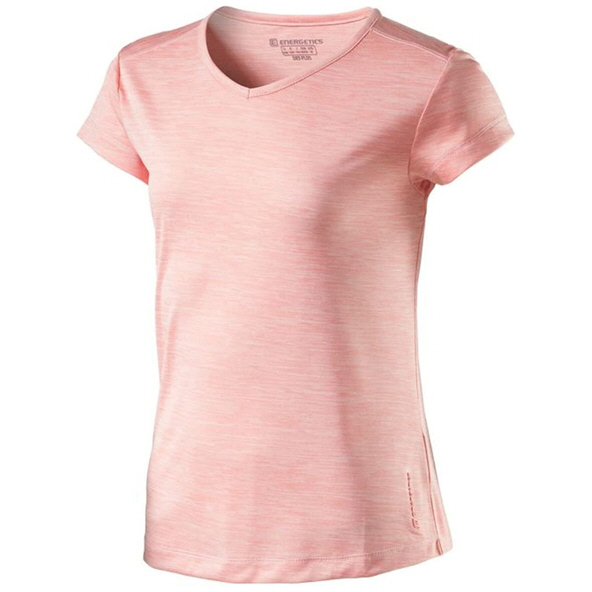 Energetics Gaminel 2 Girls Tee Pink