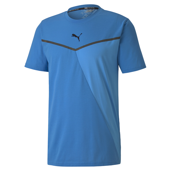 Puma Thermo BND Mens Tee Blue