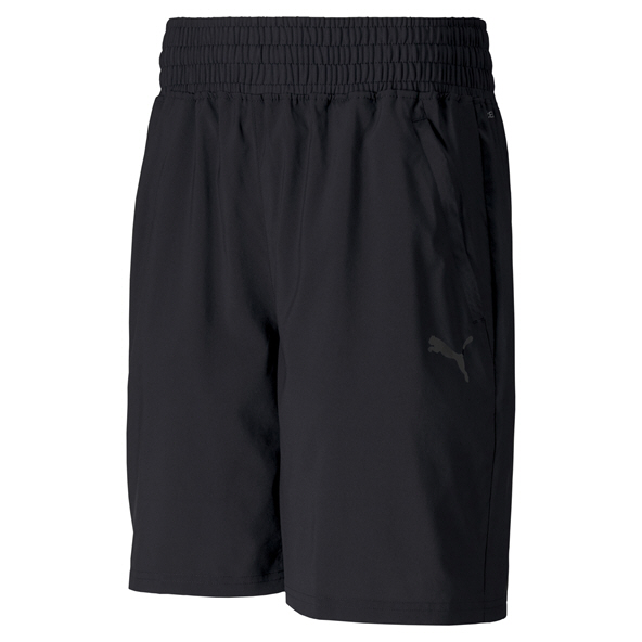 Puma Thermo Woven 8 Mens Short Black